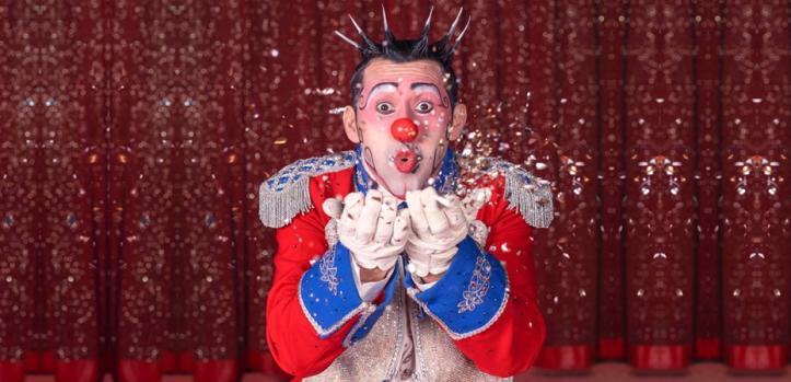 Circo di Montecarlo - clown